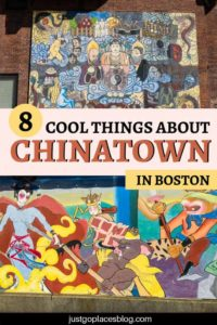 Did you know that the Chinatown in Boston is the third largest in the USA? And that there are still 30 family associations in Boston Chinatown? So many cool facts about Boston Chinatown in this article. Check them all out and head there! #chinatown #boston #usa #coolfacts