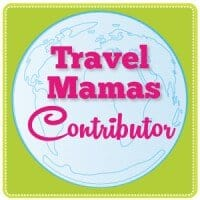 Travel Mamas contributor badge