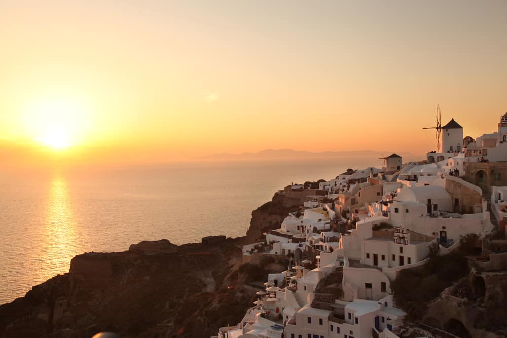 Misadventures on A Picture Perfect Santorini Honeymoon