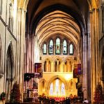 St. Patricks' Cathedral in Dublin