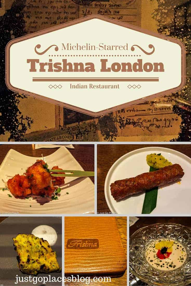 Trishna London michelin starred Indian dining