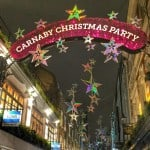 Londons famous Carnaby Street is ready for christmas I needhellip