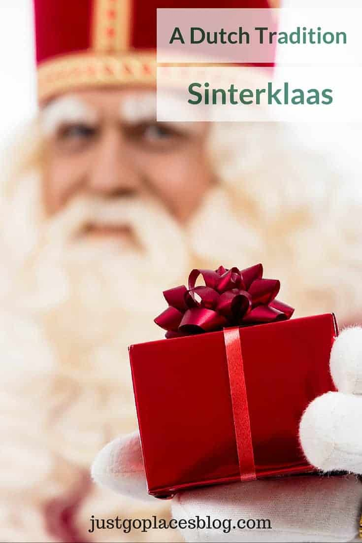 The Dutch tradition of Sinterklaas