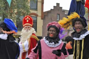 The Dutch tradition of Sinterklaas and Black Pete