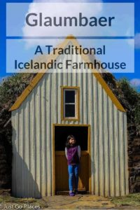 Glaumbaer, a traditional Icelandic farmhouse