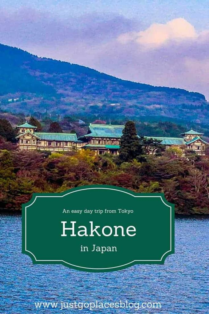 An easy day trip from Tokyo: Hakone in Japan