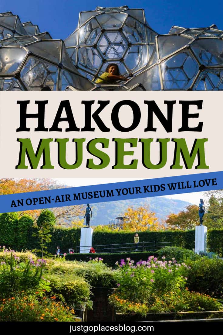 Hakone museum an open-air museum that your kids will love