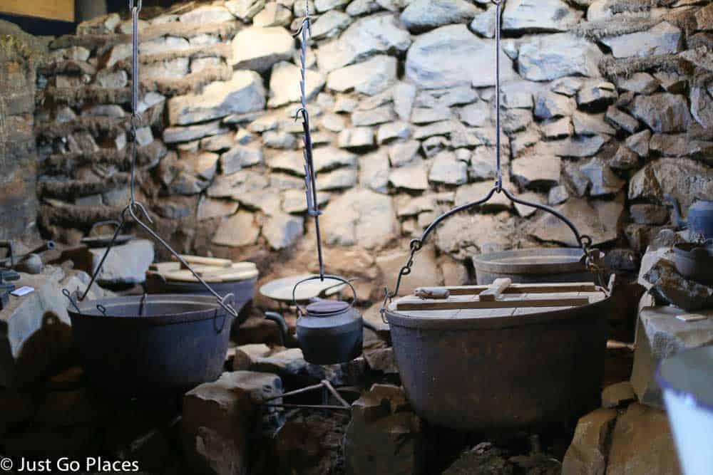 Glaumber a traditional Icelandic farmhouse