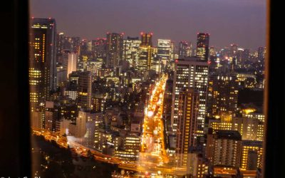 Ten Cool Facts About The Tokyo Tower