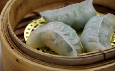 Feasting on Dim Sum at Royal China in London