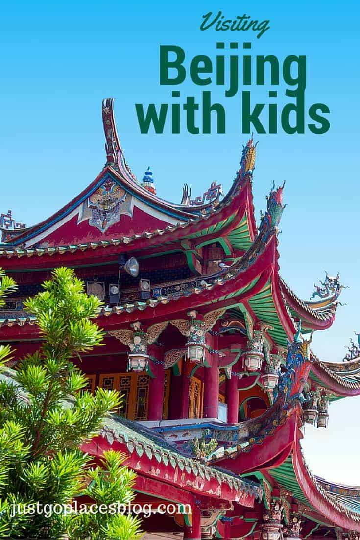 Podcast show notes for visiting Beijing with kids