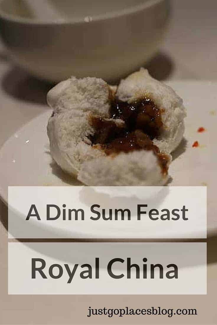 A Dim Sum feast at Royal China Queensway London