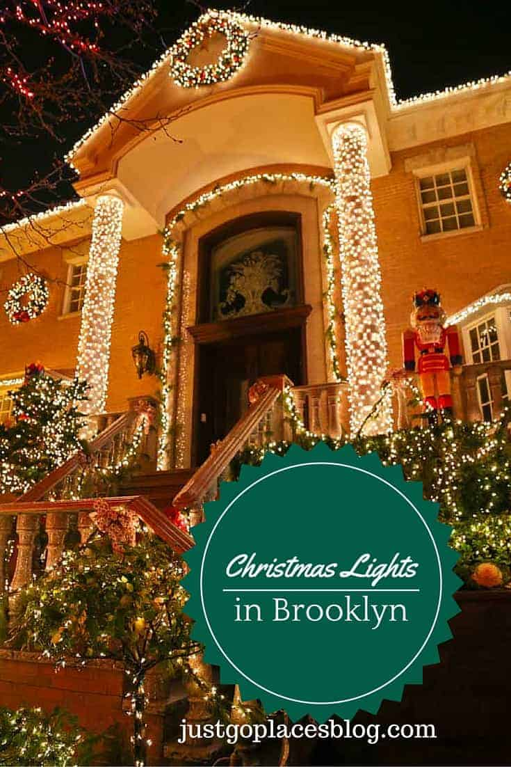Touring the Amazing Displays of Christmas Lights in Brooklyn