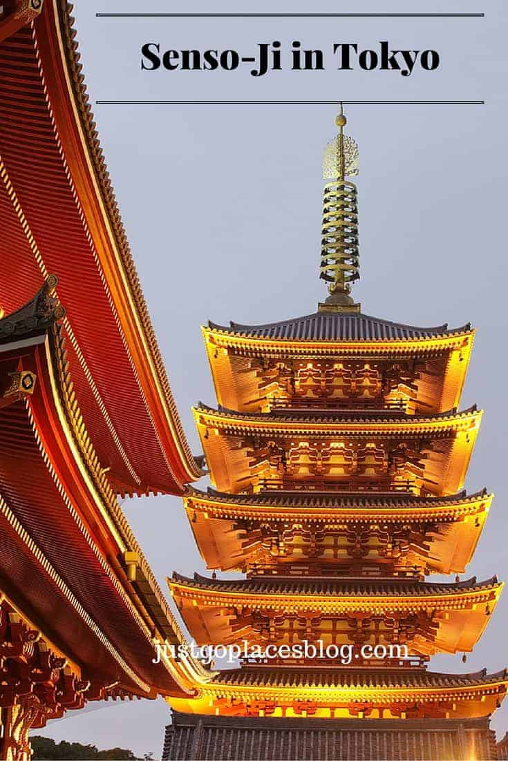 Senso-Ji in Tokyo is a Buddhist Temple, a Shinto Shrine and a shopping complex