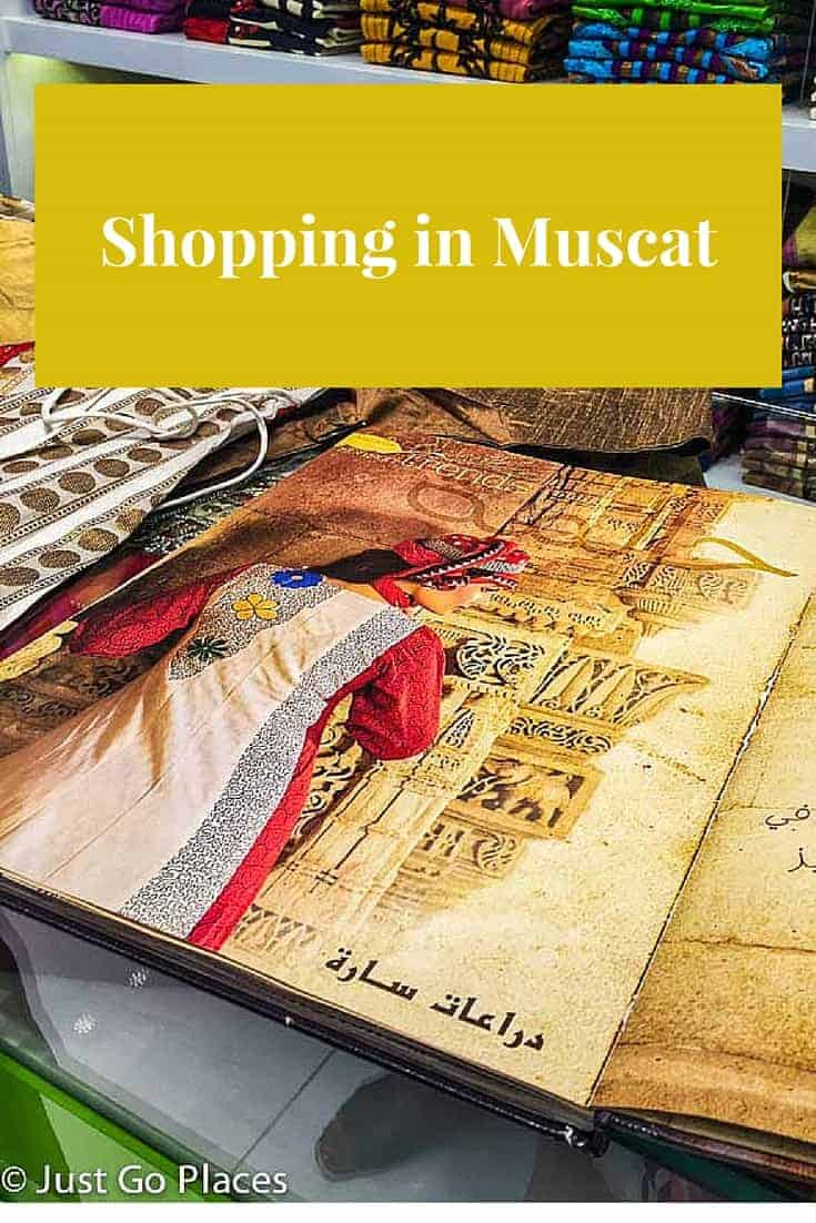 Shopping in Muscat Oman for Arabic Jalabiya Dresses