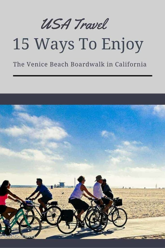 15 ways to enjoy Venice Beach Boardwalk in California