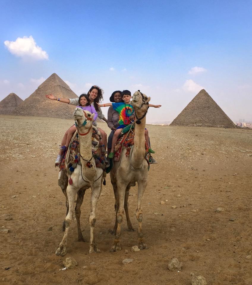Egyptian Great pyramid