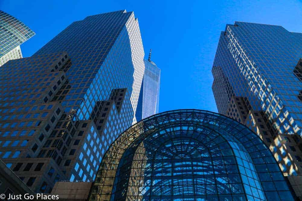 Brookfield Place in Manhattan