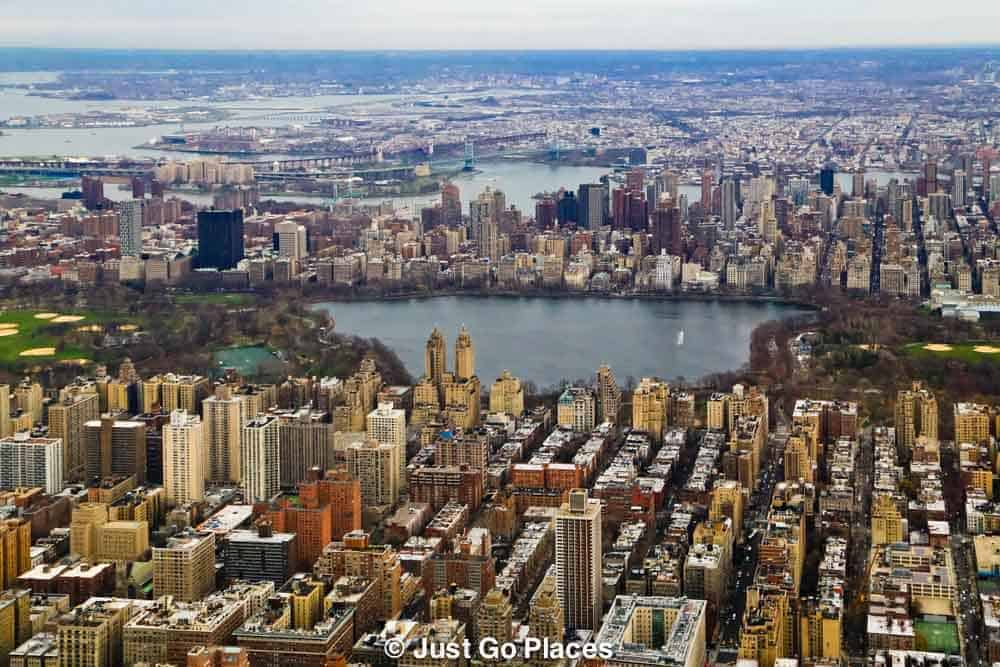 Manhattan Helicopter Tour