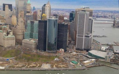 A Bird's Eye View on a Manhattan Helicopter Tour