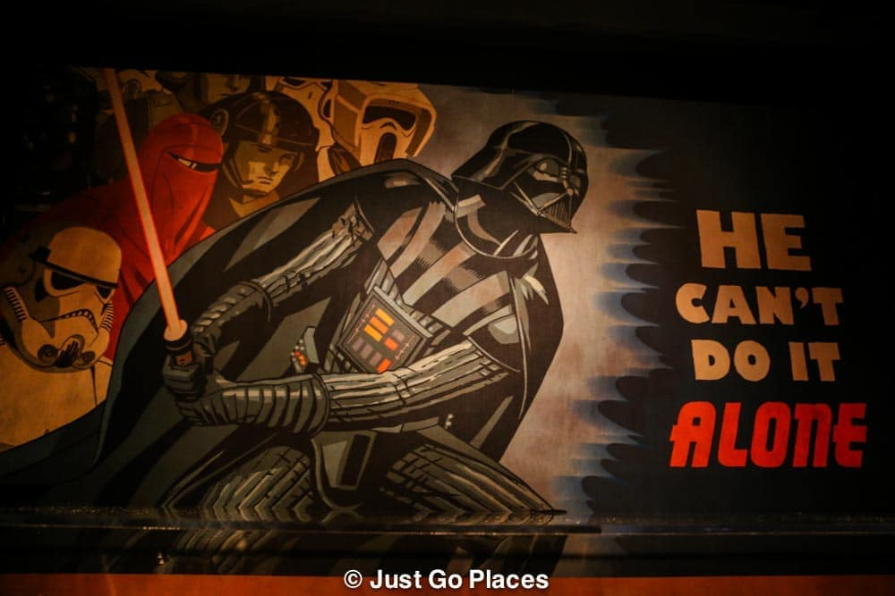 Around the World with the Star Wars Costumes Exhibit