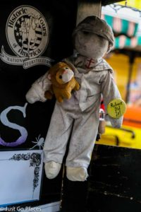 Rober the Doll Key West