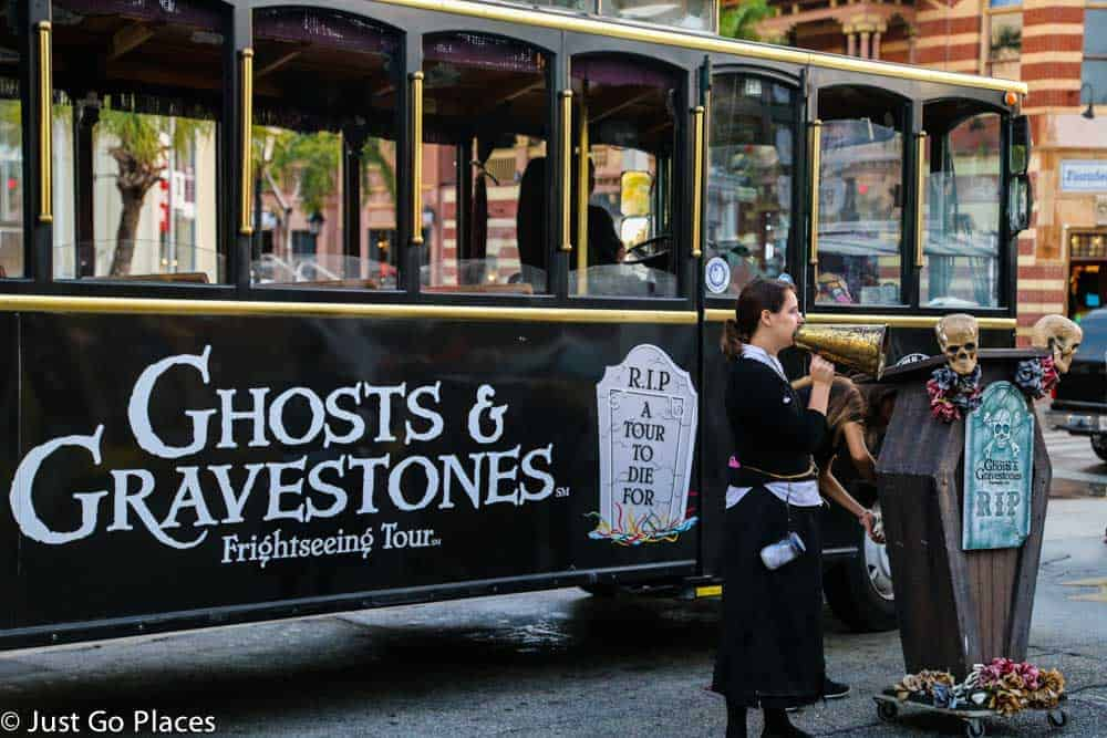 Ghosts in Key West Florida