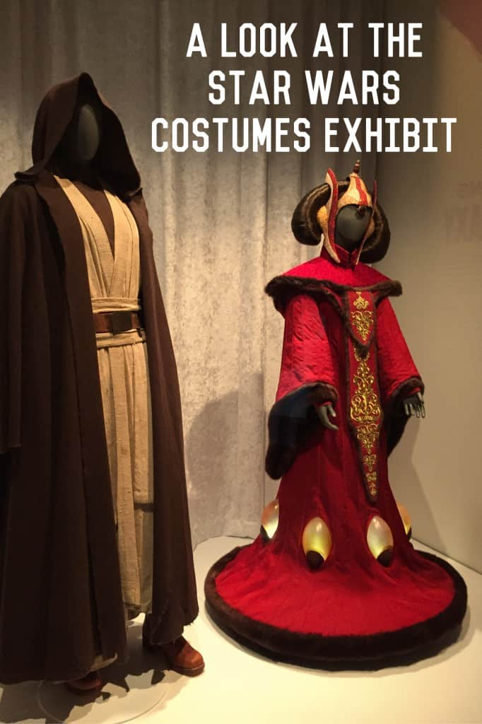 A look at the multi-cultural references in the Star Wars Costumes as shown in an Smithsonian Institution Exhibit