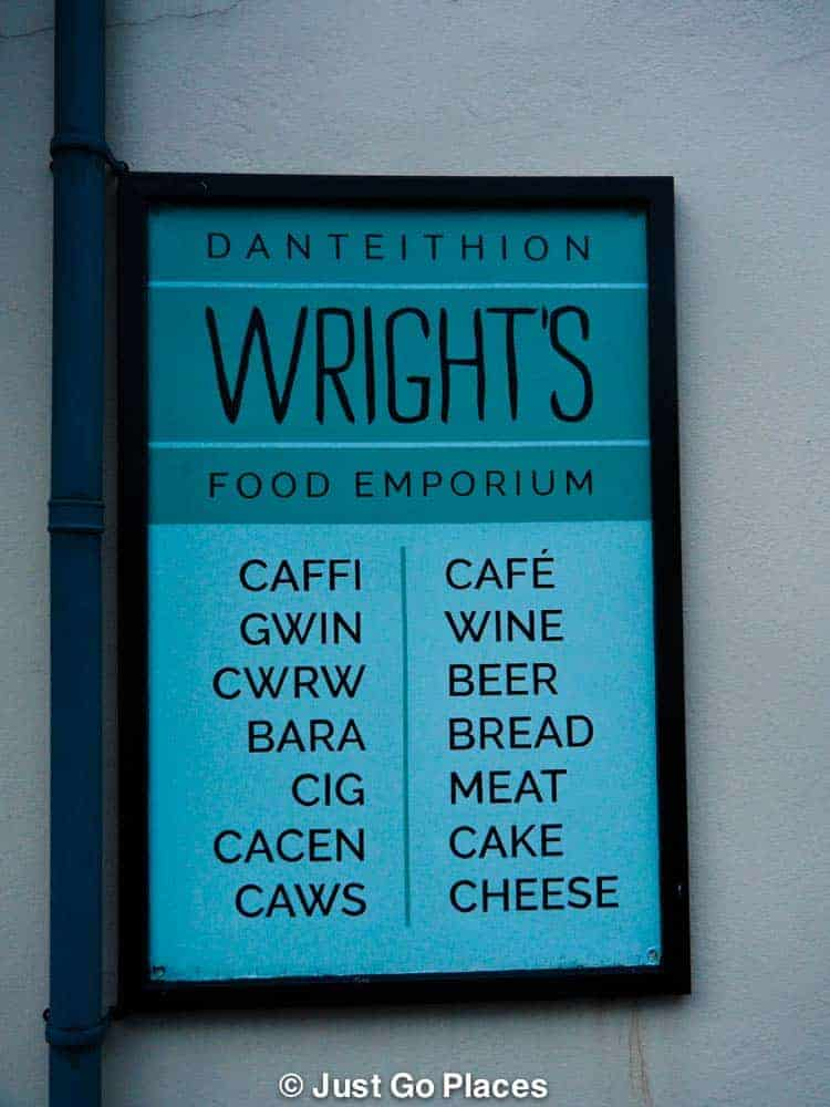 wright's food emporium
