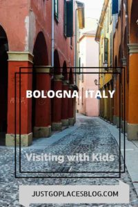 Visiting Bologna with kids