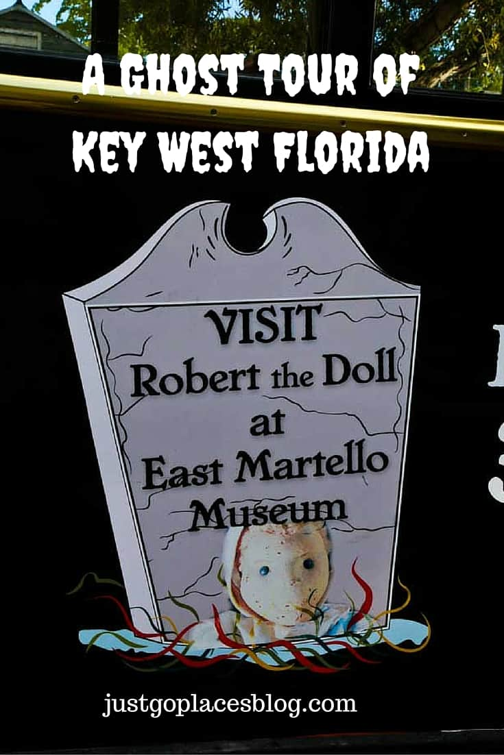 A ghost tour of key west florida