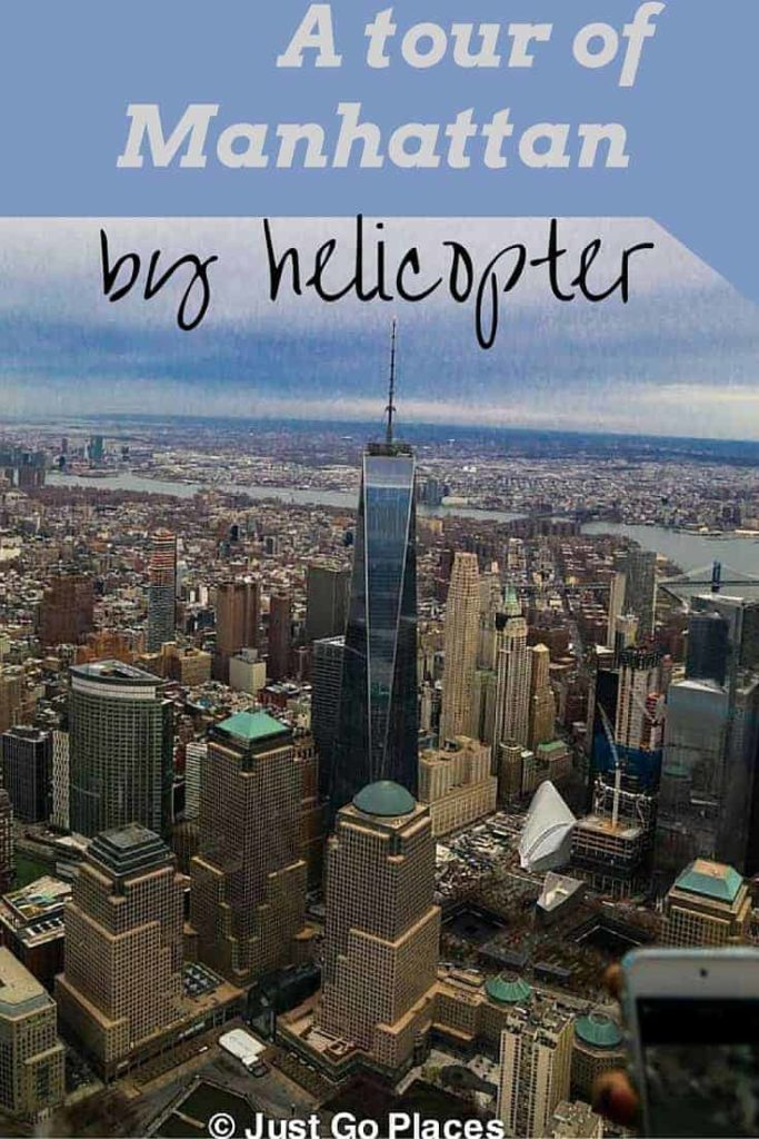 a review of a tour of manhattan by helicopter