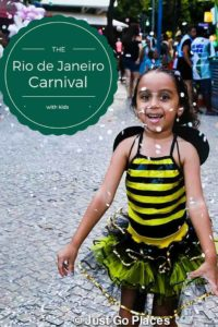 Rio Carnival with kids