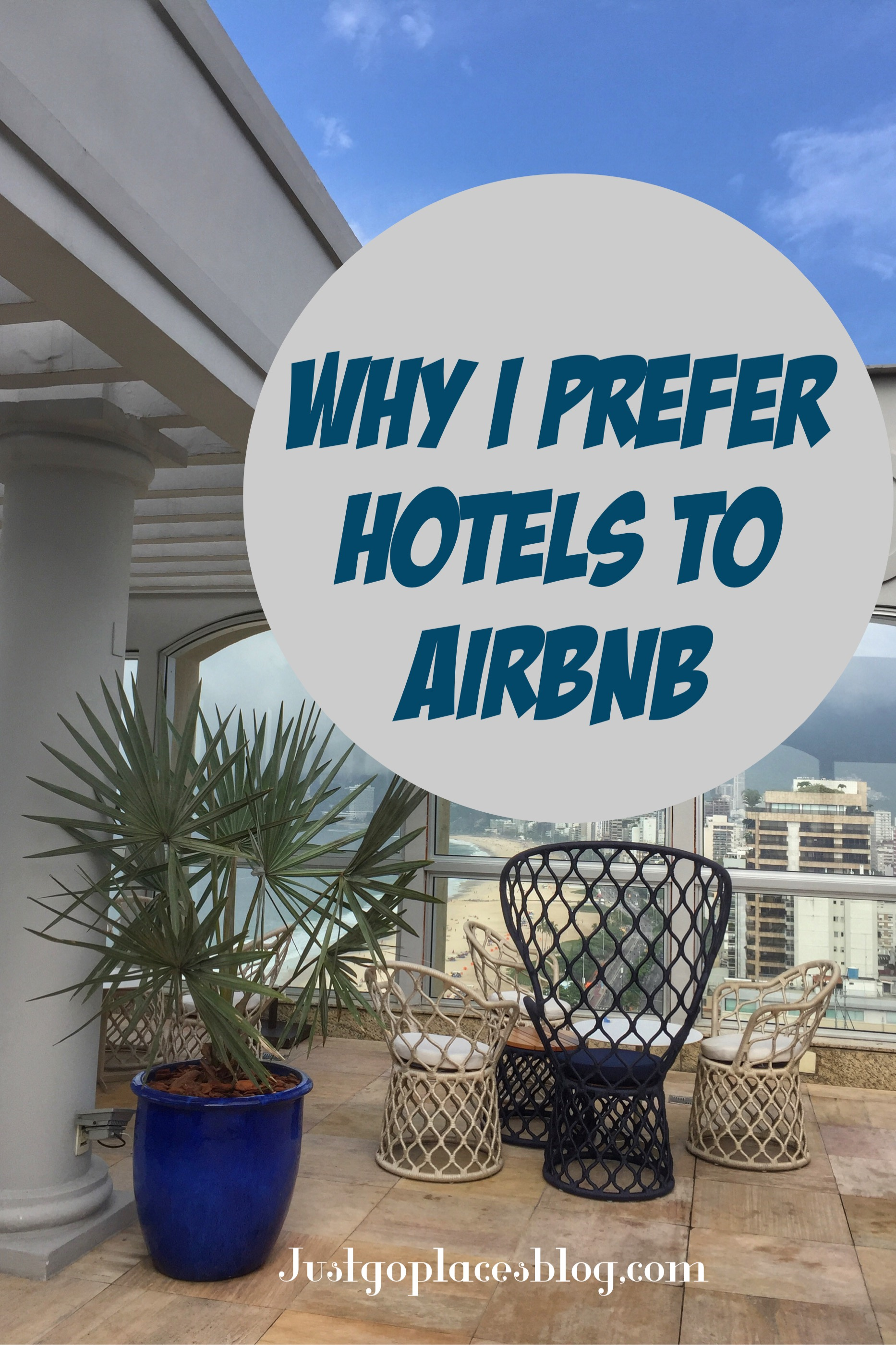 Why I Don T Use Seasonal Capsule Wardrobes: Why I Prefer A Hotel Stay Versus Airbnb Accommodation