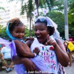 Family Fun at Rio's Carnival Bloco for Children