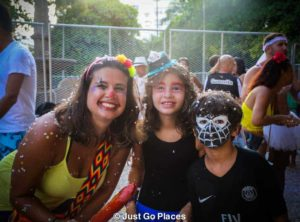 Carnival Bloco for Kids