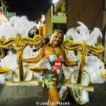 Backstage at Rio's Sambadrome Parades:  Grit, Glitter and Gangs