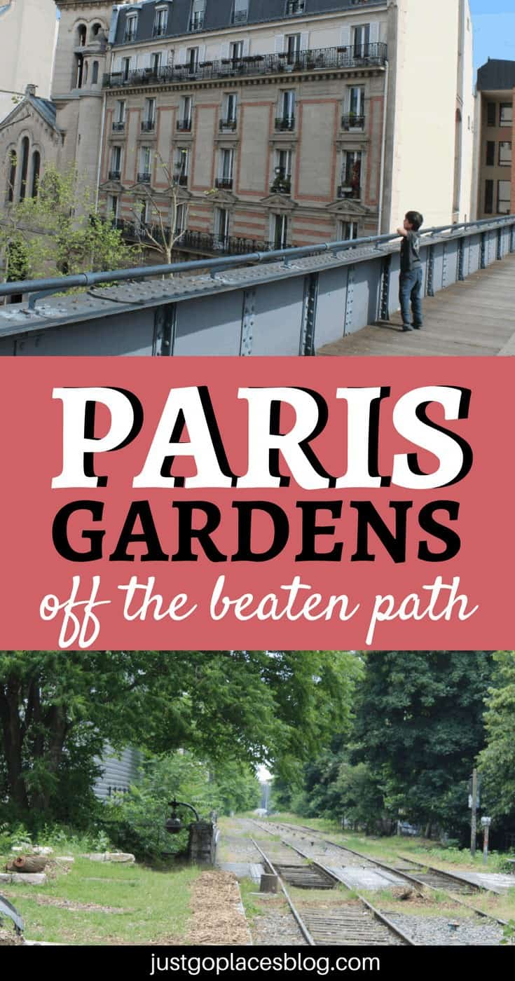 """Want to see something in Paris off the beaten path? Check out the Promenade Plantée (""""Planted Promenade""""), also known as """"La Coulée Verte"""" and one of the coolest gardens in Paris, France, a disused above-ground railway line which has been converted into a beautiful urban garden. This garden was the inspiration behind the High Line garden in New York. Discover an unusual Paris! #paris #gardens #france - via @justgoplaces"""