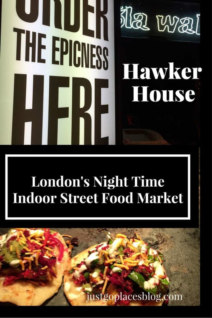 Hawker House street feast London indoor food market