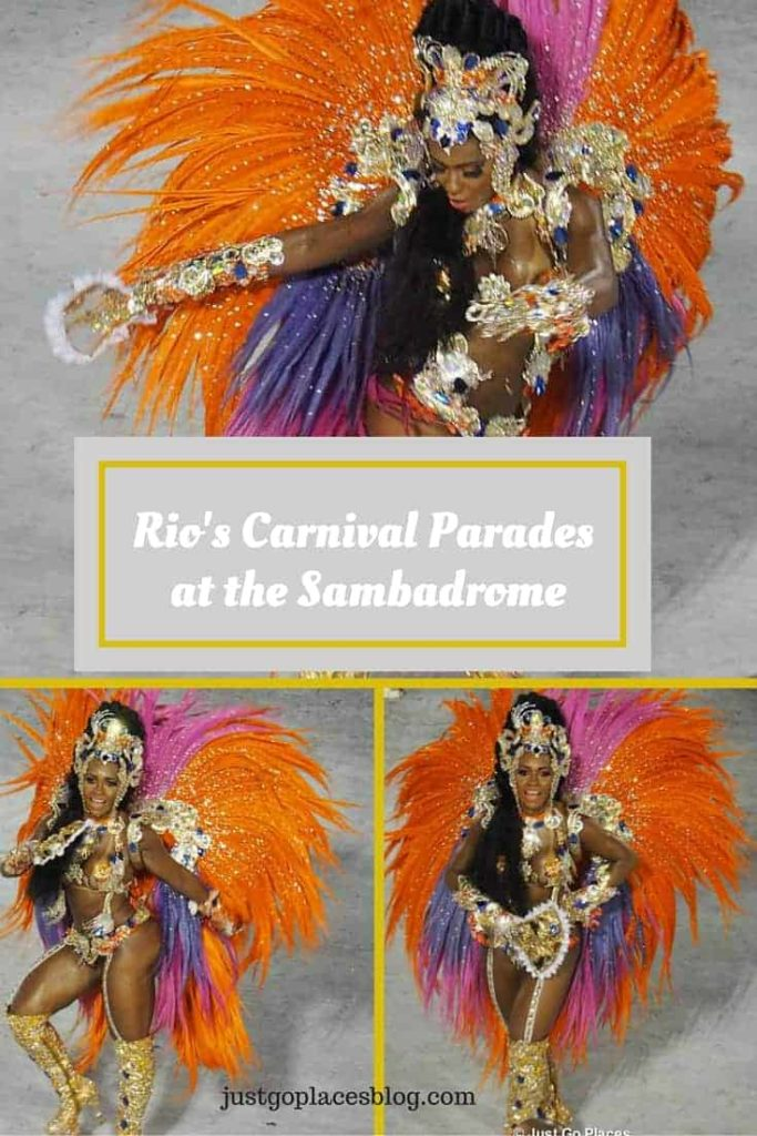 Rio's Carnival Parades at the Sambadrome