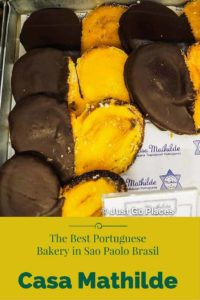 Casa Mathilde the best Portuguese bakery in Sao Paolo