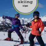 reasons to take your kids skiing in Spain