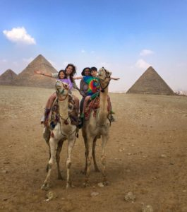 how safe is egypt