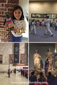 activities at the British museum