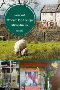 Farm to Table Fare was made popular in England with River Cottage which is a growing empire