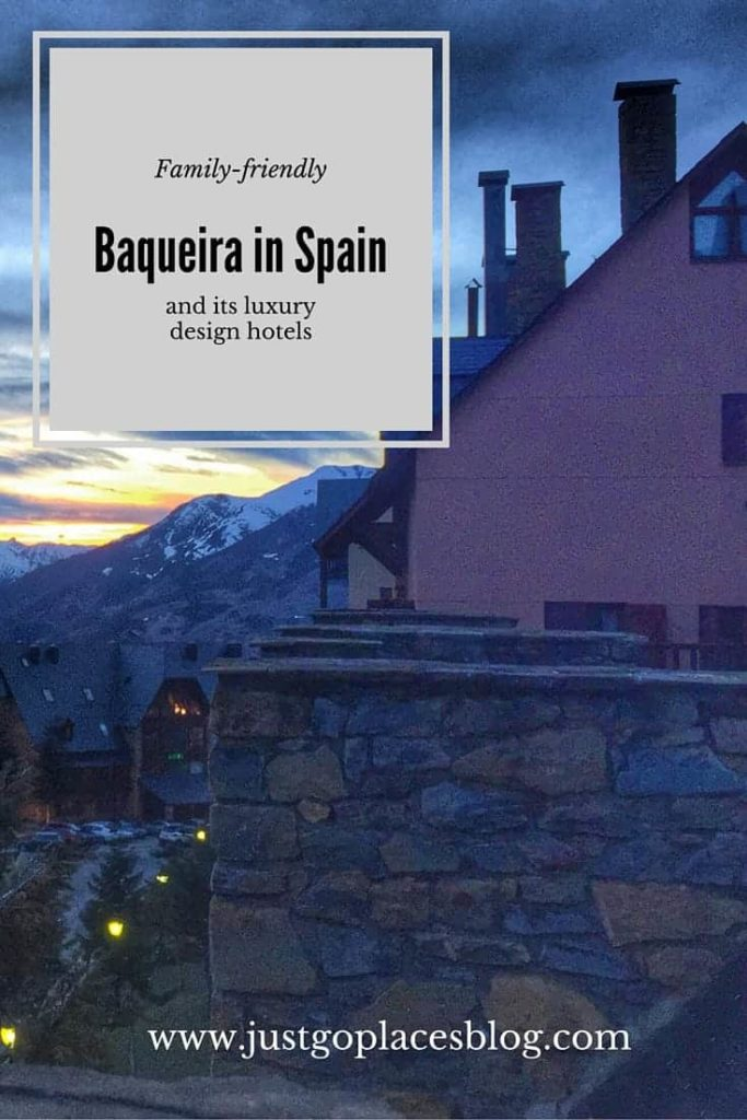 A look at family-friendly ski hotels in Baqueira Spain