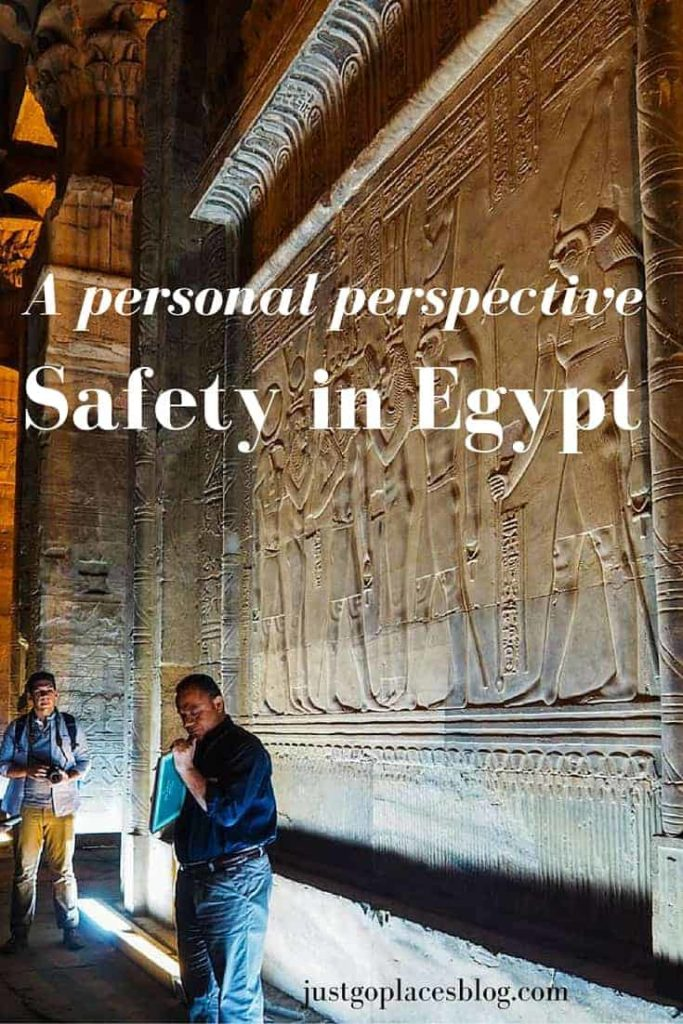 how safe is egypt to visit? a personal perspective