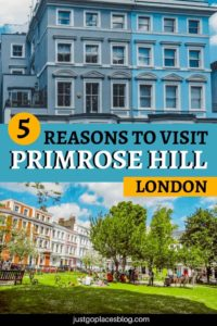 We really loved Primrose Hill, and almost moved there when it was time to choose where to live in London. Discover why you need to visit Primrose Hill, London, an area filled with exquisite bookshops, cafè and boutique stores. Primrose Hill Park also boasts one of the best views over London and you shouldn't miss a sunset from here! #PrimroseHill #london #londoncity #uk