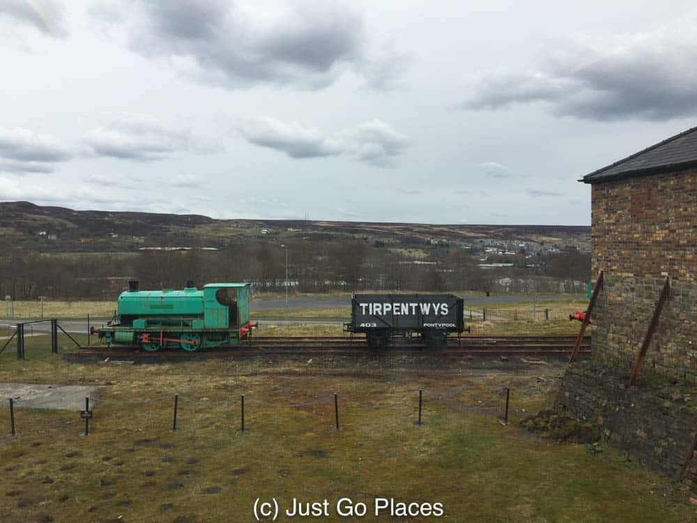 The Big Pit National Coal Museum in Wales is a UNESCO World Heritage Site