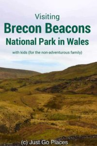 The Brecon Beacons national park in Wales has outdoorsy fun for everyone